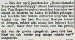 18880103 Ongeluk oprijpaard. (RN)