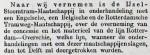 18900707 Overneming lijn Rdam - Overschie. (RN)