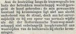 18931021 Bestrating langs rails. (RN)