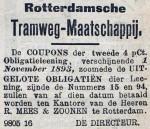 18931026 Uitbetaling coupons. (RN)