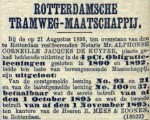 18950825 Uitbetaling coupons. (AH)