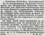 18960326 Voorbereiding lijn Hoekschewaard. (RN)