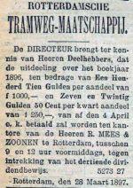 18970329 itbetaling op aandelen. (RN)