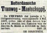 18970426 Uitloting Coupons. (RN)