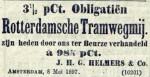18970509 Verhandeling obligatie rekening. (AH)