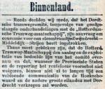 18980114 Concessie Dordrechts commitee. (RN)