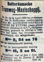 18980418 Uitloting coupons. (RN)