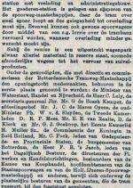 18980502 Opening lijn Hoekschewaard 2. (NvdD)
