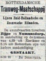 19010222 Afvaarten gestaakt. (RN)