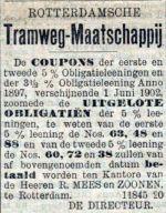 19020529 Uitbertaling coupons. (RN)