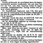 19140715 Tramwegpersoneel 3. (Het Volk)