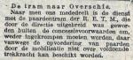 19141110 Geen paarden. (RN)