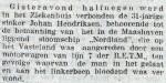 19151113 Aangereden. (RN)