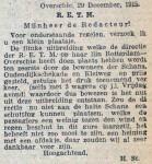 19160101 Halte Schans. (RN)