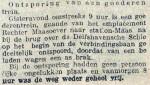19160210 Ontsporing. (RN)