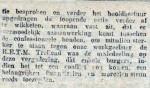 19160615 Geest onder personeel 2. (De Tribune)