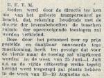 19160623 Duurtetoeslag. (RN)