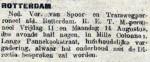 19160810 Vergadering. (De Tribune)