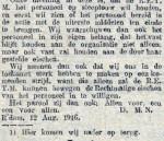 19160815 Onderhoud met directie 6. (De Tribune)