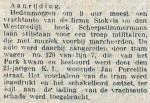 19160930 Aanrijding. (RN)