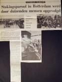 19701215 Stakingsparool in Rdam.