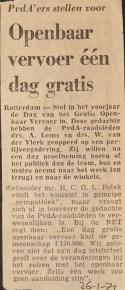 19710126 OV 1 dag gratis.