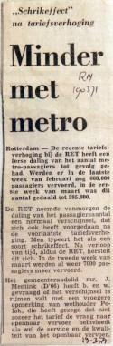 19710319 Minder met metro (RN)