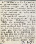 19720107 Geen gratis OV.