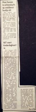 19720114 Kinderdagkaart ingevoerd.