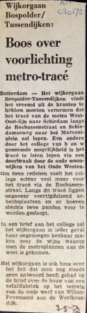 19720503 Voorlichting metro trace.