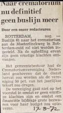 19720817 Geen bus naar crematorium.