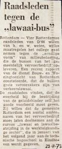 19721123 Tegen lawaaibus.