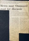 19730212 Metro Ommoord discussie.