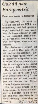 19730425 Europoort rit.