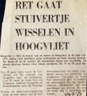 19730524 Haltes wisselen in Hoogvliet.