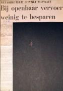 19730612 Weinig te besparen.