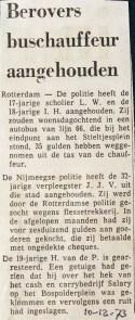 19731210 Berovers aangehouden.