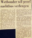 19741209 Proef nachtbus verlengen. (NRC)
