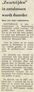 19750214 Zwart rijden duurder. (NRC)