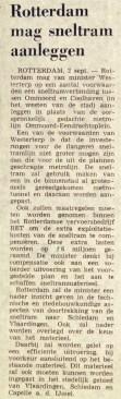 19760902 Sneltram aanleggen. (NRC)
