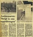 19770208 Strijd opgedrongen. (NRC)