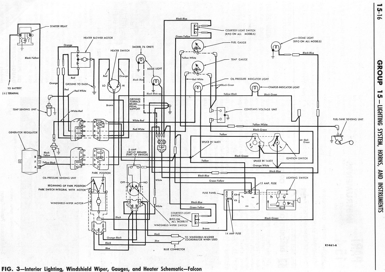 au ford falcon wiring diagram au discover your 1963 ford falcon wiring diagram nilza