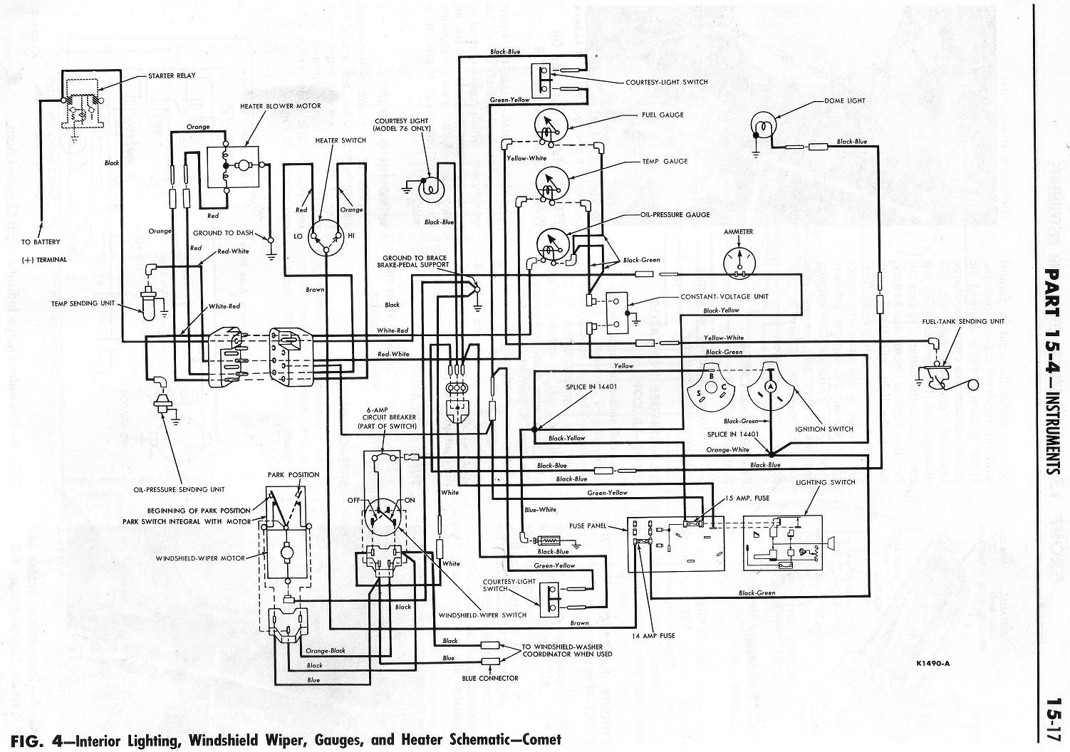Wrg Oil Pressure Safety Switch Wiring Diagram