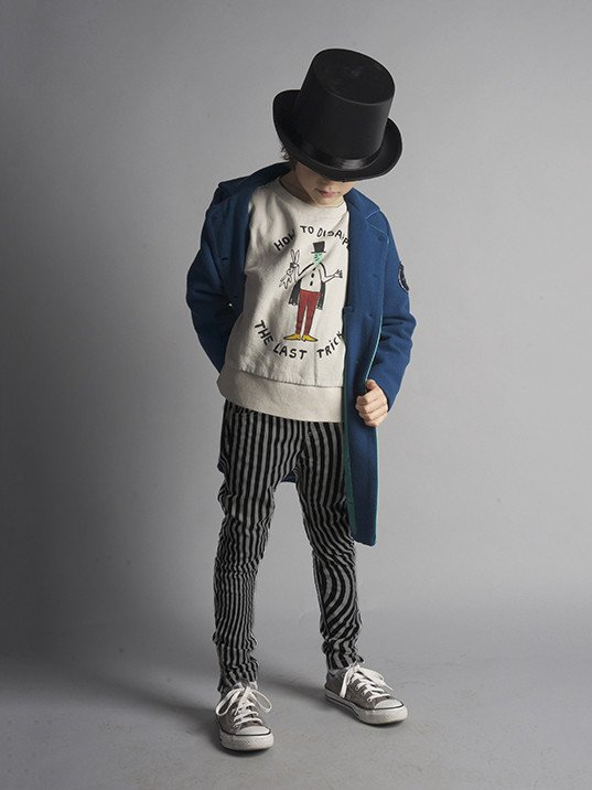 Bobo Choses AW16: How to disappear