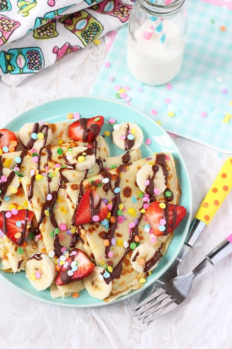 Pancake Day Recipes For Kids