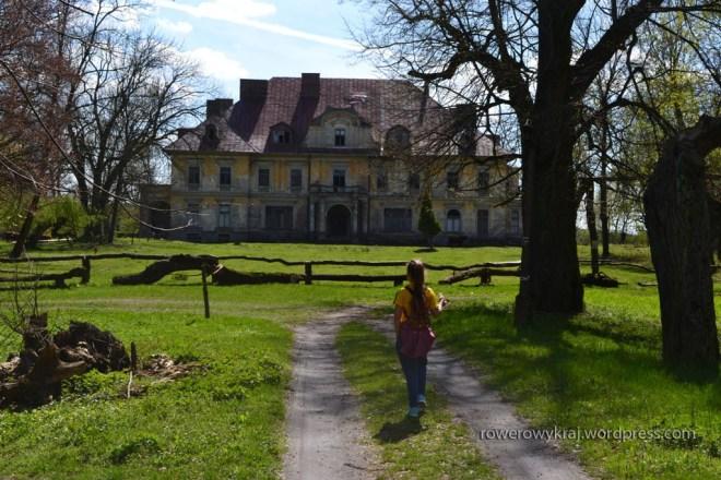 Pałac Druckich-Lubeckich w Bałtowie