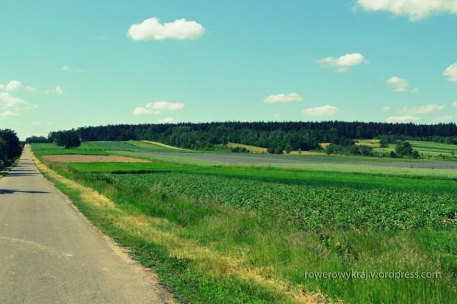 świętokrzyskie krajobrazy