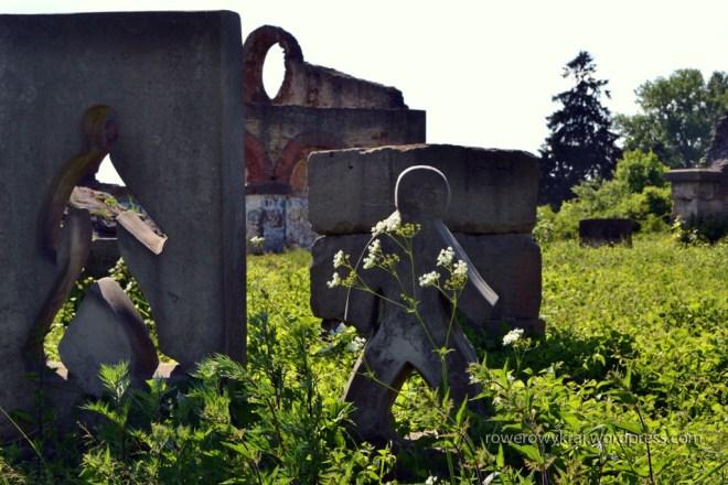 Rzeźby plenerowe