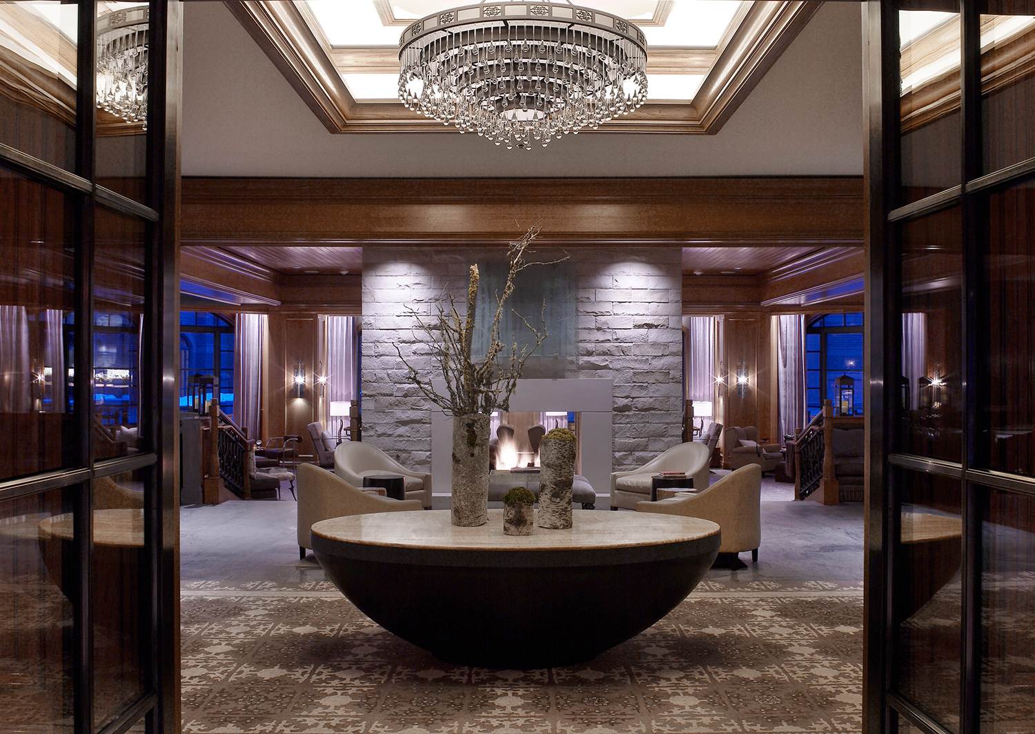 St  Regis Aspen Resort   Luxury Architecture   Rowland   Broughton St  Regis Aspen Resort
