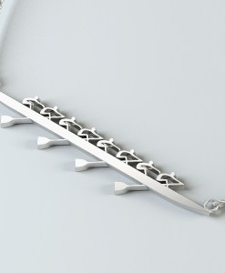 Rowers Eight Necklace